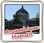 Photos de Maputo au Mozambique, Décembre 2006