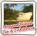 Photos de l'île d'Inhanca au Mozambique, Décembre 2006