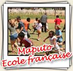 Photos de l'intervention à l'école française de Maputo, Décembre 2006
