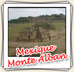 Photos de Monte Alban, Mai 2007
