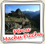 Photos du site du Machu Picchu, Juin 2007