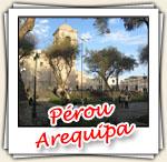 Photos de la ville d'Arequipa, Juin 2007