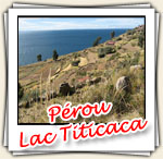 Photos du lac Titicaca, Juin 2007