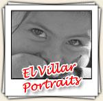 Portraits de notre intervention a El Villar, Juillet 2007