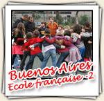 Photos de l'interventon a l'ecole francaise de Buenos Aires, Septembre 2007