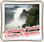 Photos des chtes d´Iguacu (Argentine - Bresil), Septembre 2007
