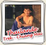 Photos du trek dans la region de Chiang Mai, Avril 2007