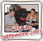 Photos du CTM de Septembre 2005