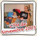 Photos du CTM de Novembre 2005
