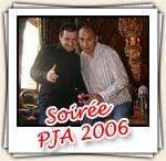 Photos de la soirée des lauréats de Paris Jeunes Aventures 2006